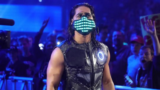 WWE: Mustafa Ali on Kofi Taking His Spot, Wrestlers Freestyle Rap, Total Bellas Ratings
