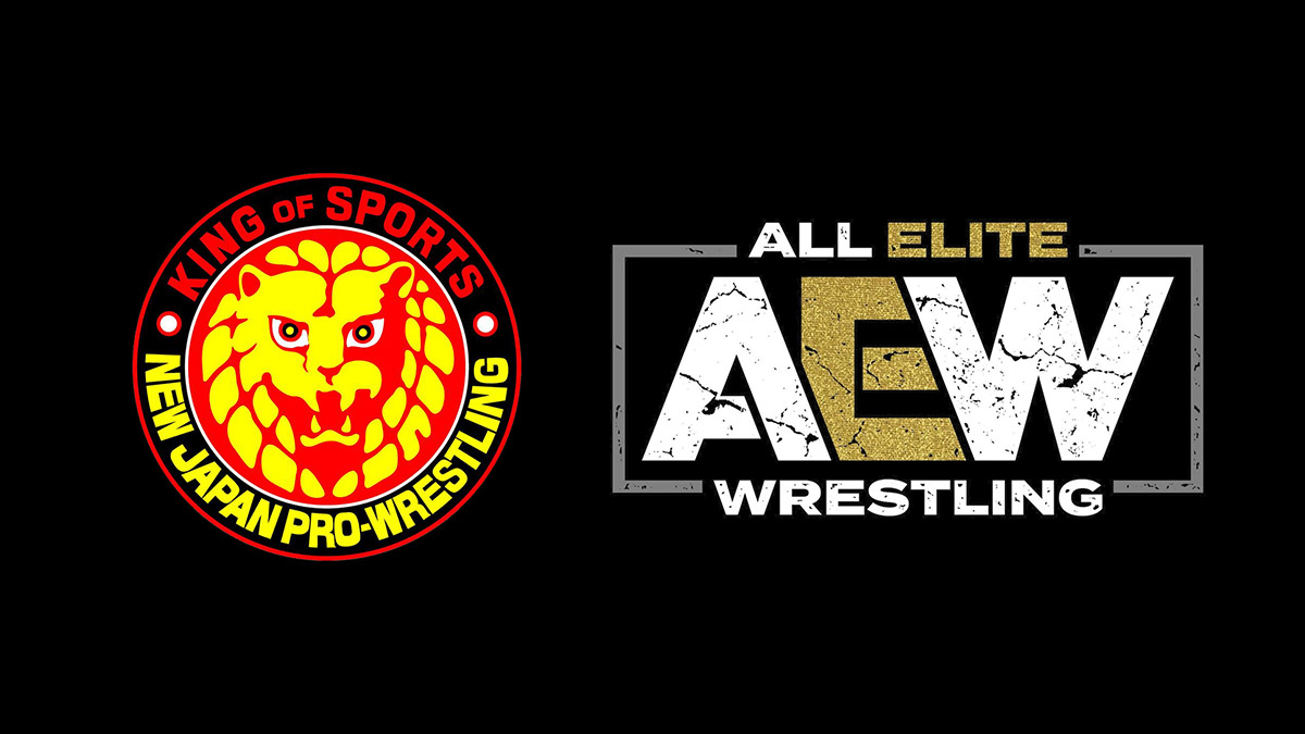 Image result for AEW and NJPW