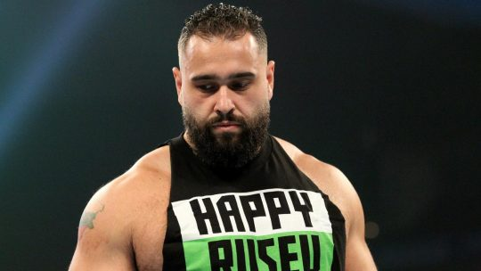 Rusev, Finn Balor, The Hardys, Randy Orton, and Akira Tozawa's WWE Contracts Status