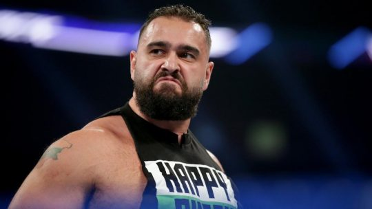 Rusev Tests Positive for COVID-19