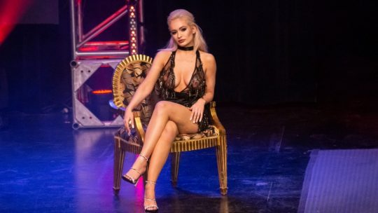 Scarlett Bordeaux Requested Her Release From Impact