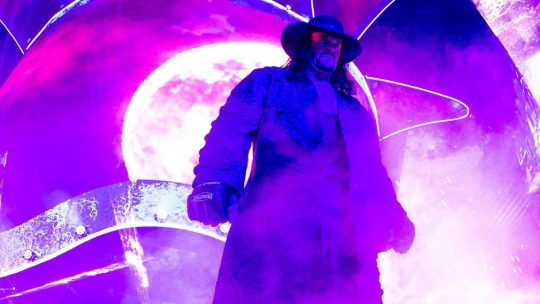 Undertaker Reportedly Booked for WWE's Next Saudi Arabia Show in May