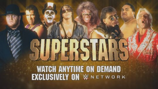 WWE: WWF Superstars on WWE Network, Top 10 Rumble Debuts, Backstage Encounters