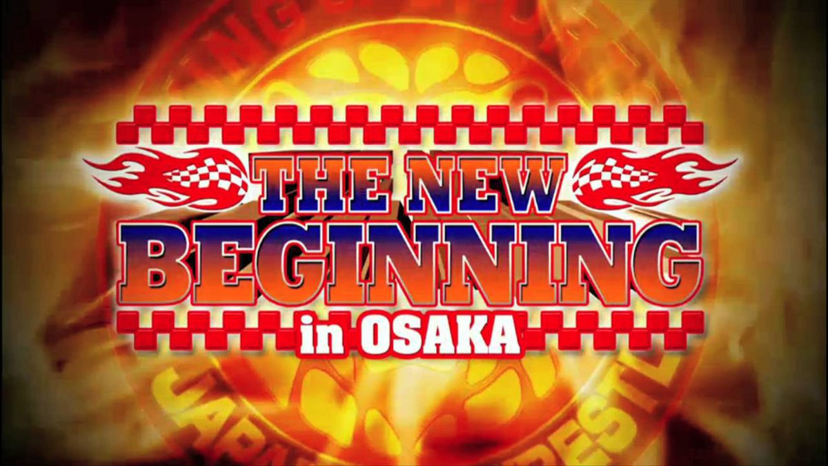 Image result for njpw new beginning osaka
