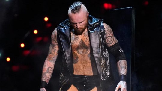 Aleister Black Isn't Going to Saudi Arabia Because of His Tattoos