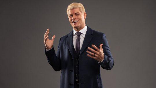 Cody Rhodes Trademarks & WWE's Garza Jr. Trademark Status Update