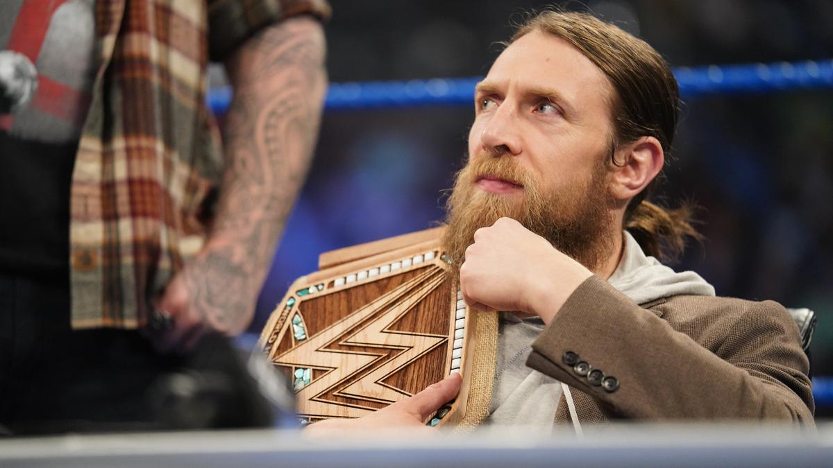 WWE: Daniel Bryan Still Out of Action, Jinder Mahal Moves to