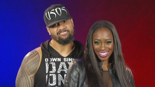 Jimmy Uso Arrested (Update: WWE Statement)