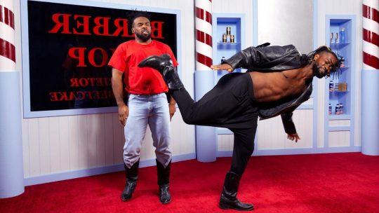 WWE Recreates HBK Photos and Barbershop Window Incident w/ New Day