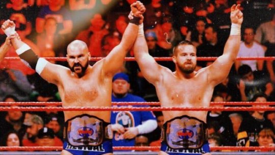 WWE: WWE Acquires WarGames Trademark From MLW, Revival Pushing for Old Tag Titles
