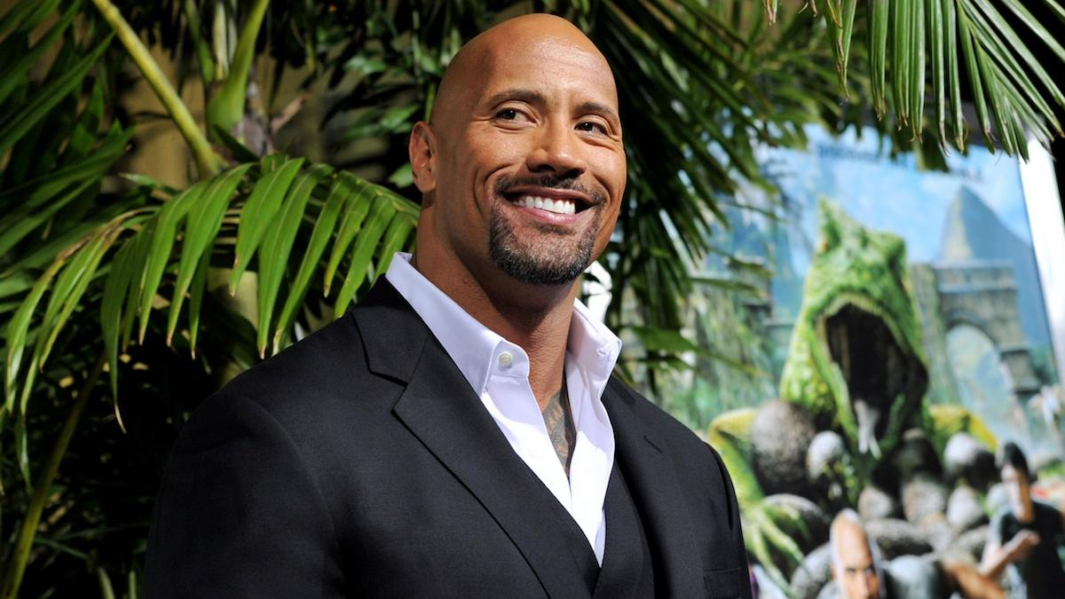 Various: The Rock Is the Highest Paid Actor in the World