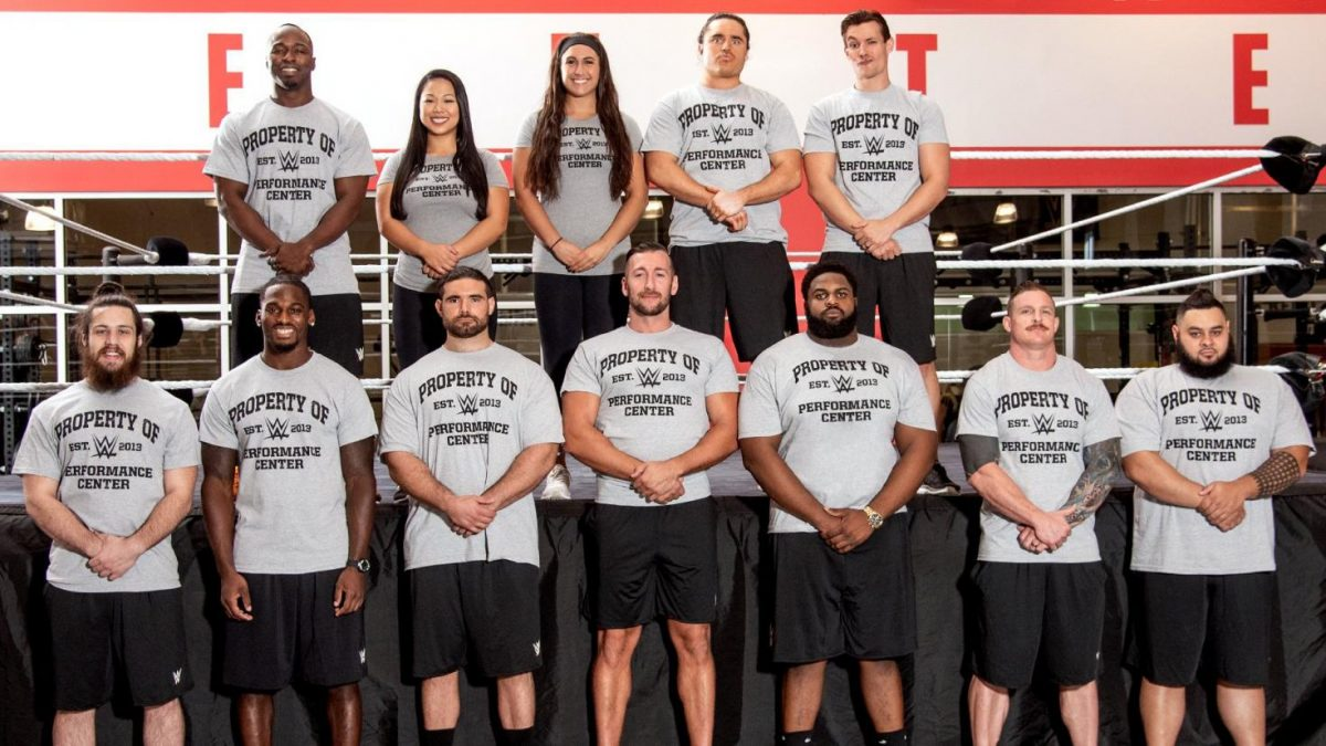 WWE Announces New Signees, Including Trevor Lee, ACH, Jonah