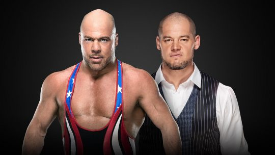 WWE: Kurt Angle on Retirement Match, Jim Johnston, NXT WarGames III, WrestleMania 35