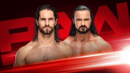 WWE Raw Results - Mar. 18, 2019 - Seth Rollins vs. Drew McIntyre