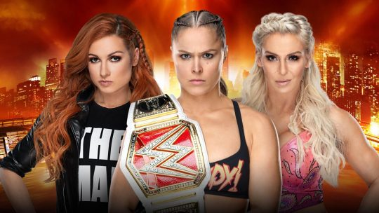 WWE Says Rousey vs. Lynch vs. Flair Will Be the WrestleMania Main Event
