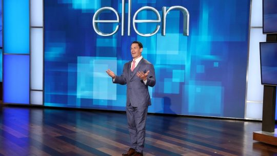 Various: John Cena Hosts Ellen (Videos), Singh Requests His Release From Impact