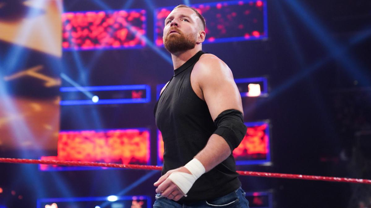 Dean Ambrose Gives Farewell Speech After Raw Video Tpww