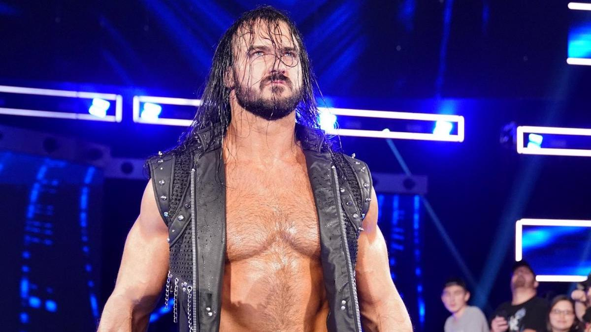 Drew Mcintyre Underwent Surgery After Feeling Sick For