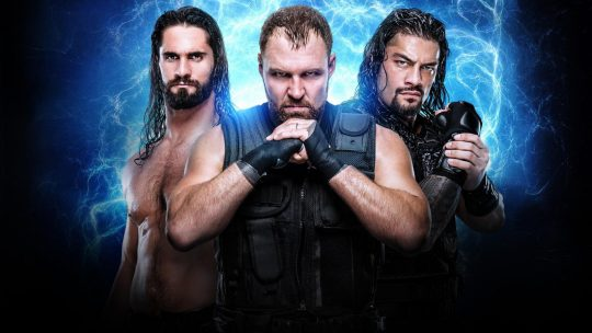 The Shield's Final Chapter Results - Apr. 21, 2019 - The Shield's Last Match