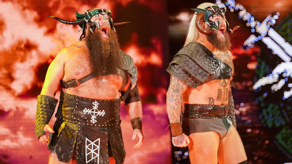 Resultado de imagem para vikings raiders wwe