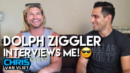 "Interview: Dolph Ziggler Still ""On Vacation"" From WWE, When He Found Out He Was in the Rumble"
