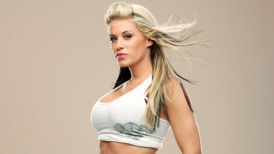 Ashley Massaro's Cause of Death Reported to Be Suicide