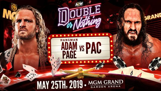 """PAC vs. Hangman Page AEW Match Canceled, PAC Says He's """"Not Coming to AEW"""""""