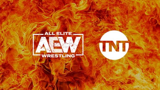 AEW Special to Air on TNT This Month