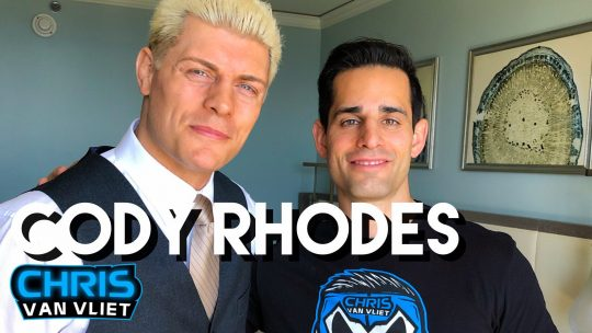 Interview: Cody Rhodes on AEW/TNT Details, WWE Relationship, Pyro, Long Term Storylines