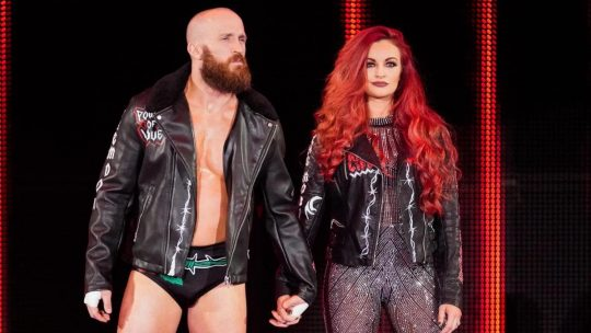 Mike and Maria Kanellis Sign New 5-Year Deals with WWE