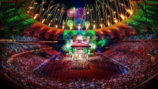 WWE: Next Saudi Event Planned for October, John Cena Added to MSG Show, Updated SD Ratings
