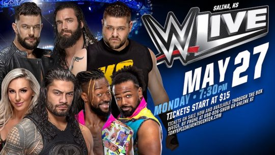 WWE Postpones Another SmackDown House Show