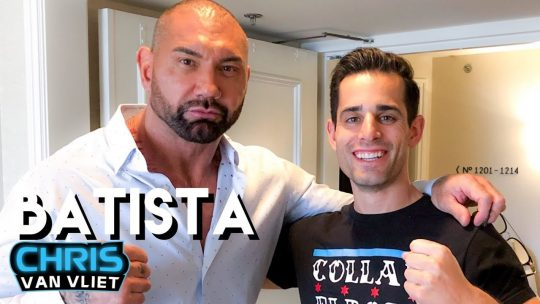 Interview: Batista Says AEW Is Not Legit Competition to WWE, Will Never Wrestle Again, More