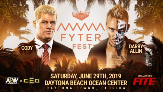 Various: Fyter Fest International Streaming Info, Tony Khan on Austin Podcast, Cena/5th Grader Ratings