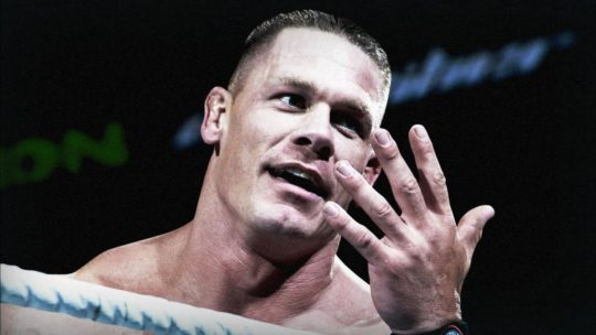 "John Cena Announced for ""The Suicide Squad"" Movie"