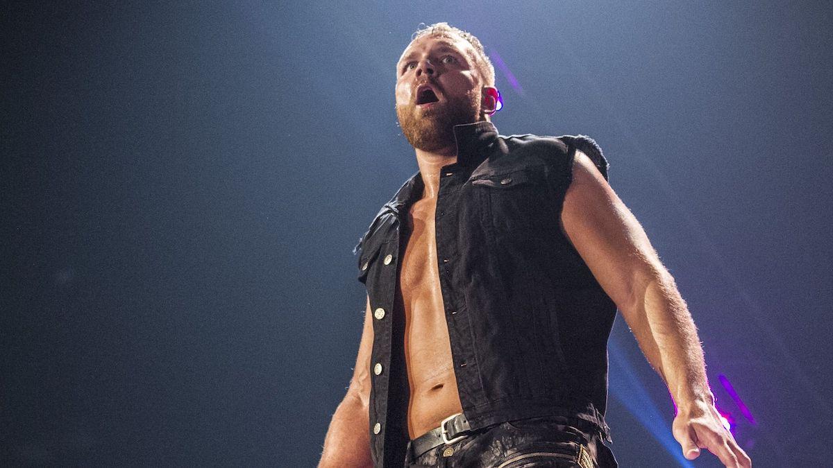 All Elite Wrestling Jon Moxley