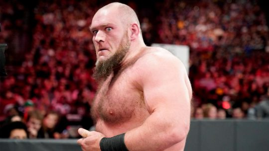 WWE: Lars Sullivan Injury Update, Braun Strowman Has a Minor Injury