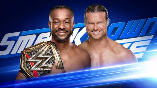 WWE SmackDown Results - June 25, 2019 - Kingston vs. Ziggler