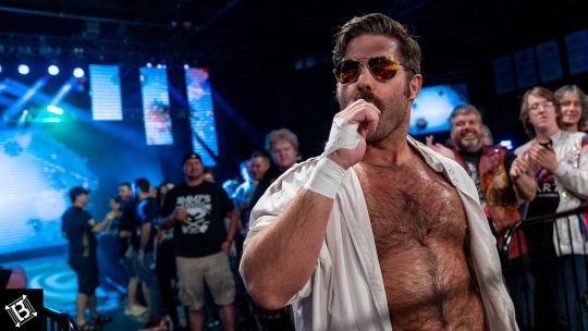 Joey Ryan Officially Signs With Impact