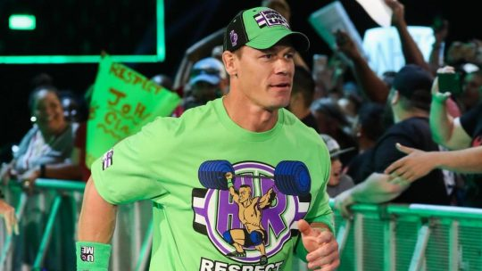 Raw Reunion: John Cena Left Early, Rikishi & Pat Patterson Not Cleared