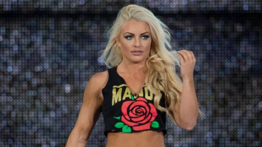 Various: Mandy Rose Signs New WWE Contract, Kylie Rae on Mental Health, Rumble Watch Along