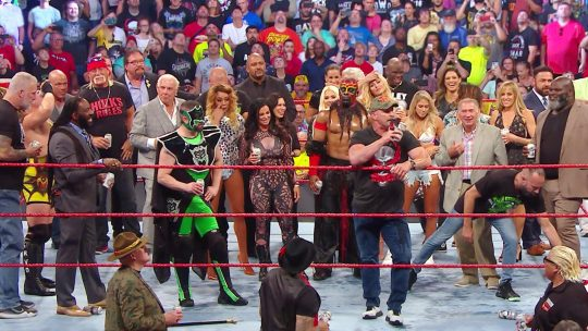 Raw Reunion: Sid Vicious Cancels, Scott Hall, Bella Twins, Bray Wyatt & JoJo
