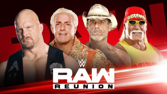 WWE Raw Results - July 22, 2019 - Raw Reunion