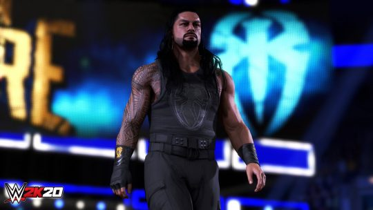 WWE 2K20's 2K Towers Mode Based on Roman Reigns Career
