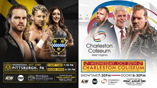 How Many Tickets Have AEW Weeks 4 and 5 Sold?