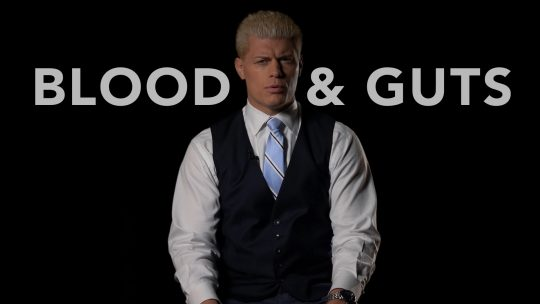"AEW Files for Trademark for ""AEW Blood and Guts"""