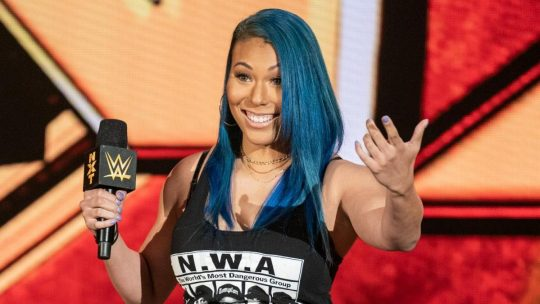 Weekend Roundup: NXT Talents Turn Down New Contracts, Mia Yim, Brian Cage, Bloodsport 7, Impact Tapings, Indies