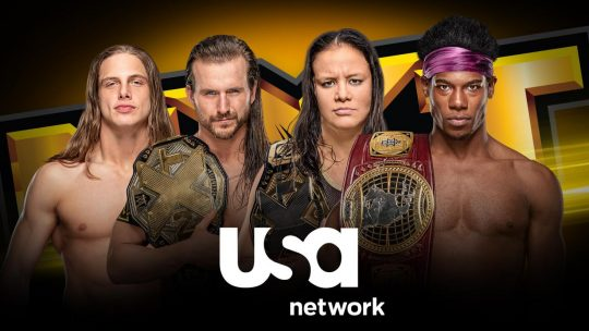 WWE Officially Announces That NXT Is Moving to USA Network