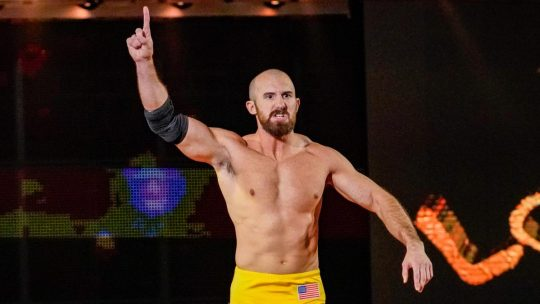 Oney Lorcan Requests His Release From WWE