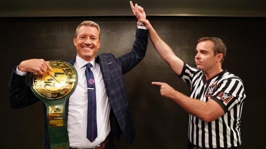 A FOX Sports Host Won the 24/7 Championship